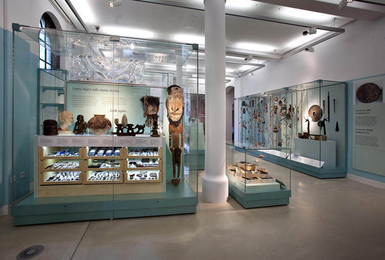 Clicknetherfield Museum Showcases Gt Case Studies Gt By Case