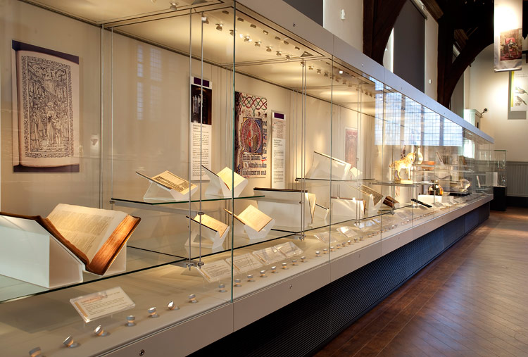 Clicknetherfield Museum Showcases Case Studies By Case