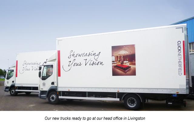 Installations Trucks
